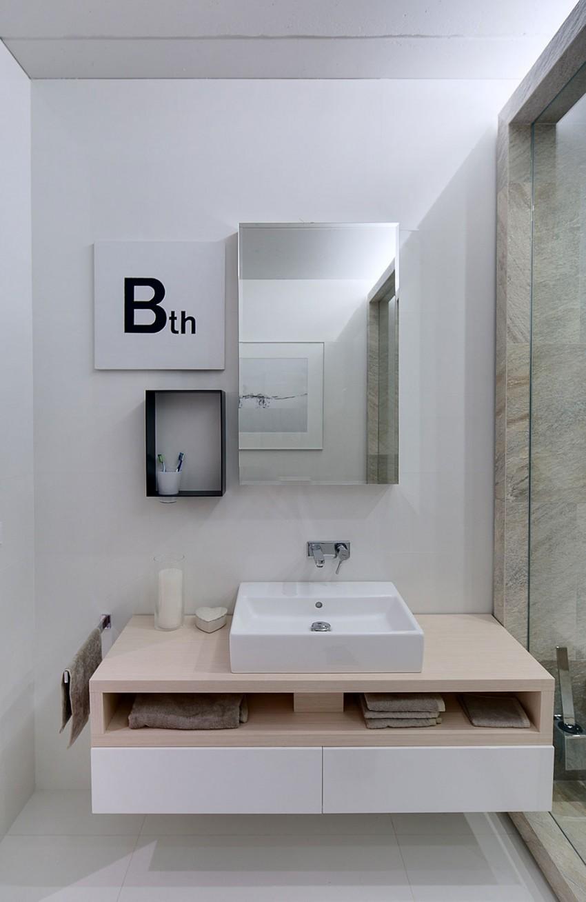 Kupatilo modernog dizajna