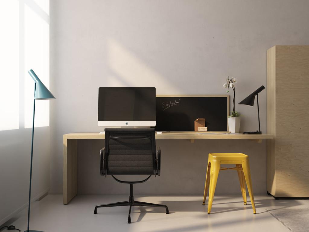 Transformisuci stan radna soba