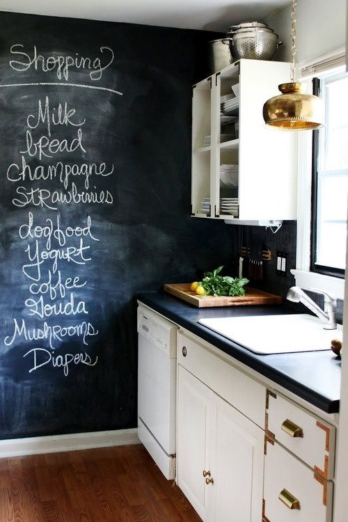 Lista za soping u kuhinji