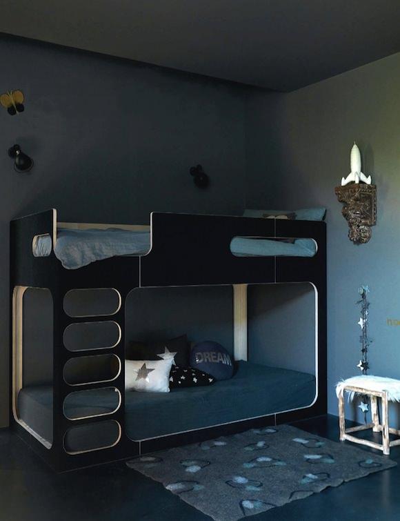 Krevet na sprat za dvoje
