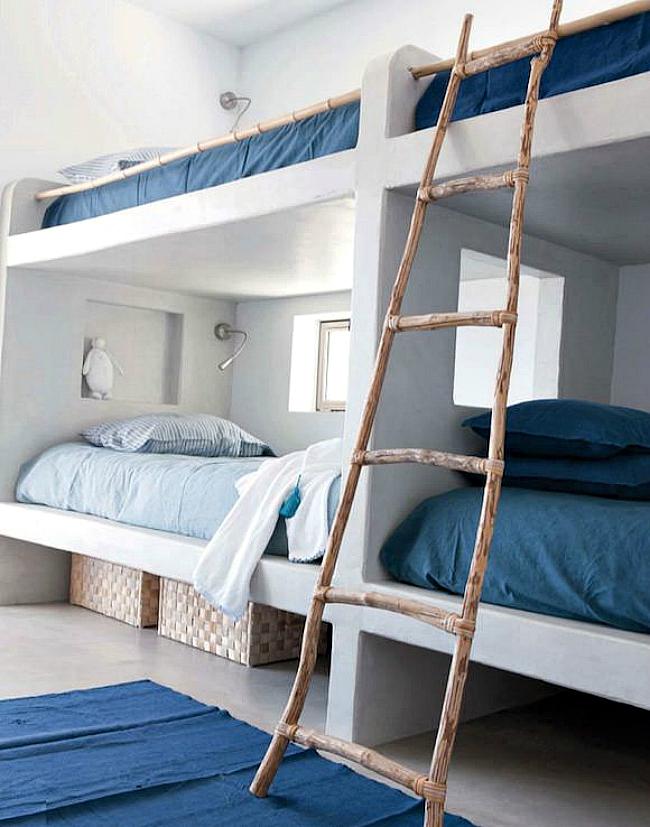 Krevet na sprat za vise dece