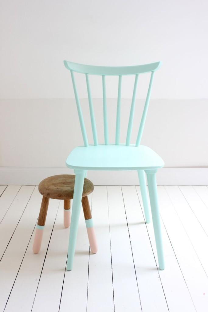 Obnova stare stolice
