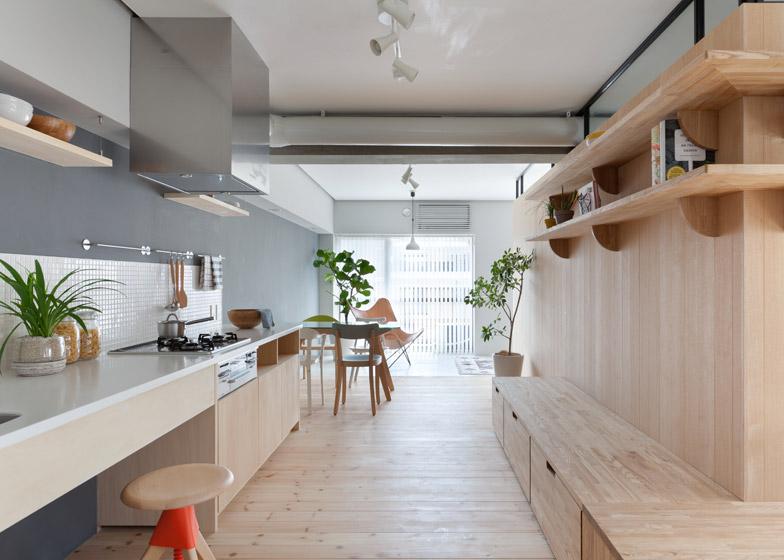 Fujigaoka M apartment 01