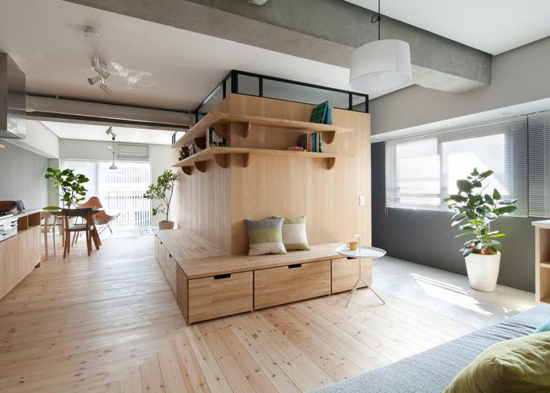 Fujigaoka M apartment 02