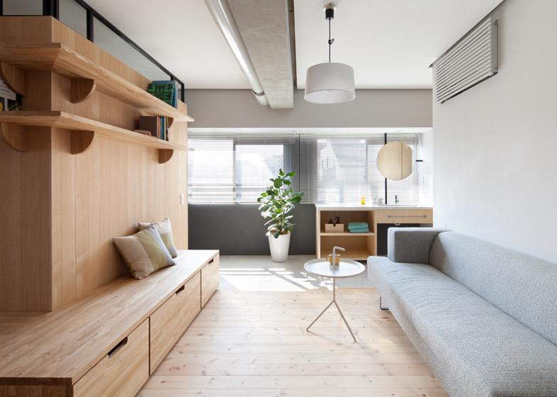 Fujigaoka M apartment 03
