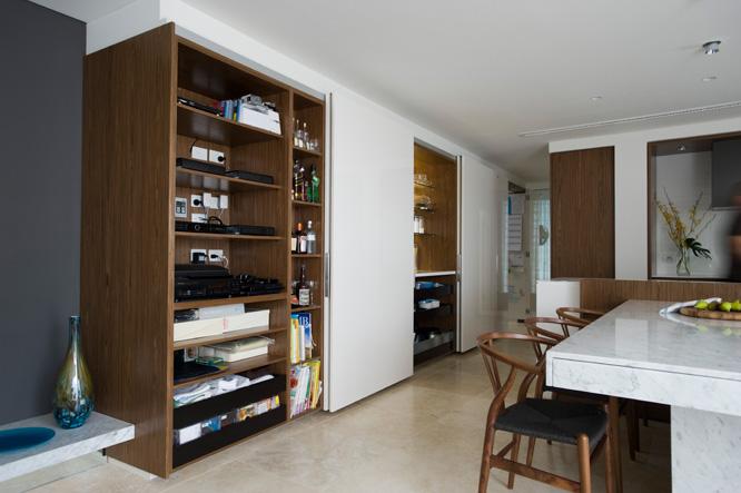 Skrivena kuhinja Minosa Design 10