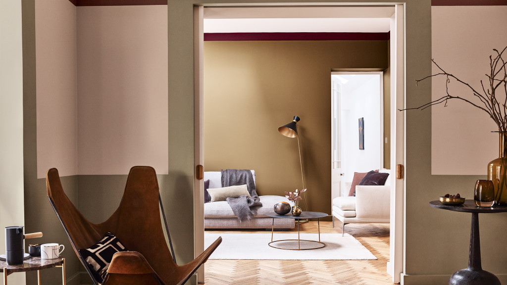 Dulux Color 2019 Spiced Honey 02
