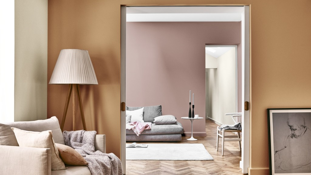 Dulux Color 2019 Spiced Honey 04