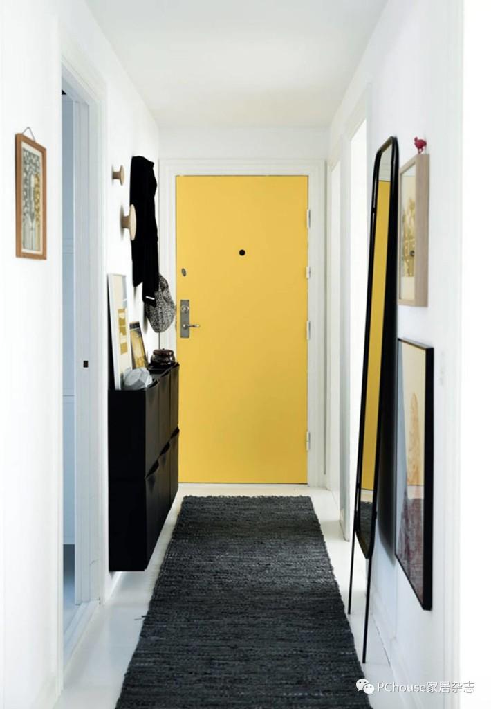 Uzak hodnik sa Ikeinom komodom Trones