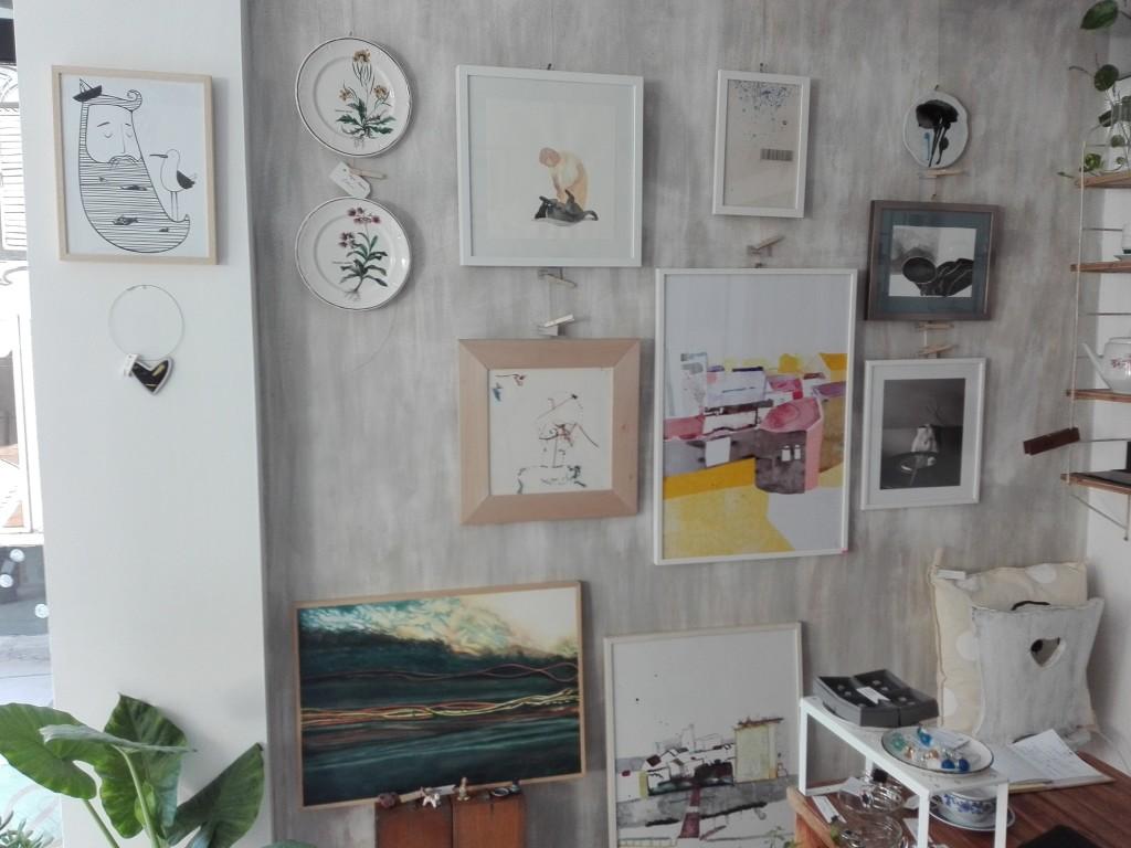wunderkammer art gallery