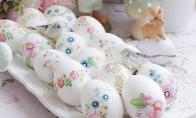 Brzo i lako do predivnih uskršnjih jaja sa @marinamilos - Lepši Dom