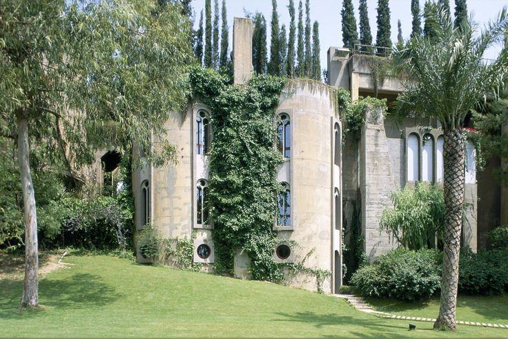 Ricardo Bofill home 11