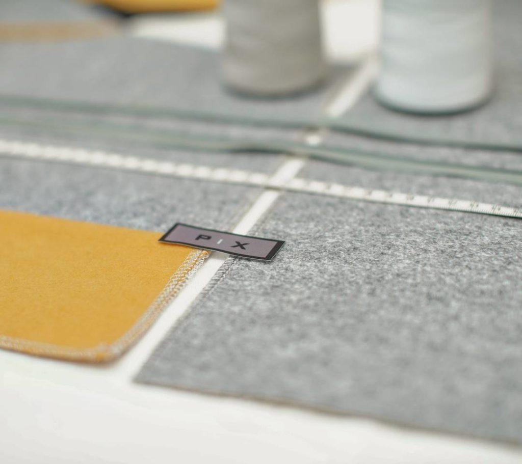 PiX jastuci proces izrade