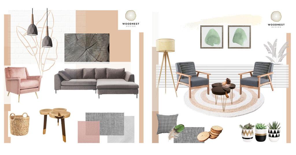 Woodnest Design Feature