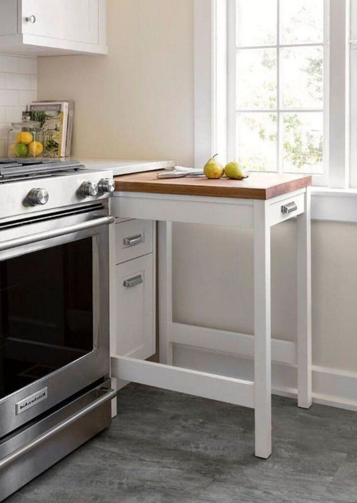 Mala Kuhinja Dodatni prostor